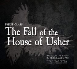 Glass: Fall of the House of Usher album cover