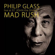 Philip Glass - Mad Rush  (Live at St. John the Divine)
