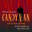 Philip Glass - Candyman Suite Digital EP
