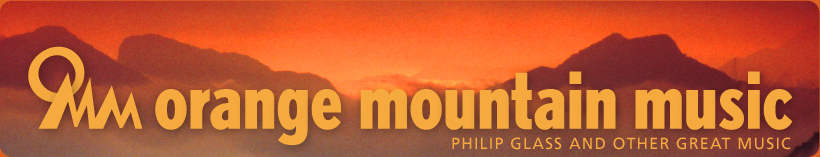 Logo of Orange Mountain Music